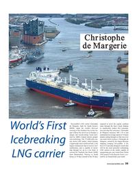 Maritime Reporter Magazine, page 35,  Dec 2017