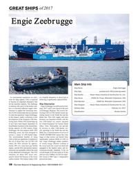 Maritime Reporter Magazine, page 38,  Dec 2017