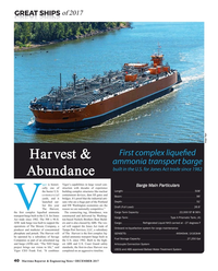 Maritime Reporter Magazine, page 40,  Dec 2017
