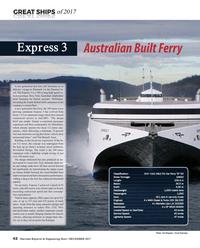 Maritime Reporter Magazine, page 42,  Dec 2017