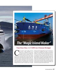 Maritime Reporter Magazine, page 43,  Dec 2017