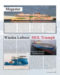 Maritime Reporter Magazine, page 45,  Dec 2017