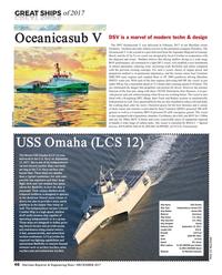 Maritime Reporter Magazine, page 46,  Dec 2017