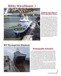Maritime Reporter Magazine, page 47,  Dec 2017