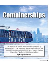 Maritime Reporter Magazine, page 49,  Dec 2017