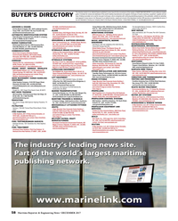 Maritime Reporter Magazine, page 58,  Dec 2017