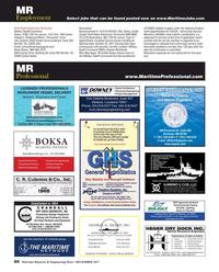Maritime Reporter Magazine, page 60,  Dec 2017