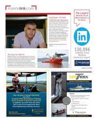 Maritime Reporter Magazine, page 8,  Jan 2018