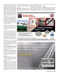 Maritime Reporter Magazine, page 13,  Jan 2018