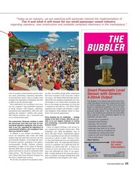Maritime Reporter Magazine, page 23,  Jan 2018