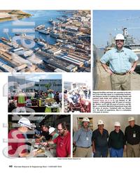 Maritime Reporter Magazine, page 40,  Jan 2018