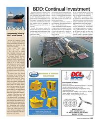 Maritime Reporter Magazine, page 45,  Jan 2018