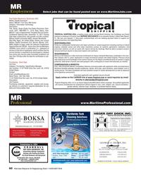 Maritime Reporter Magazine, page 60,  Jan 2018