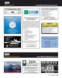 Maritime Reporter Magazine, page 61,  Jan 2018