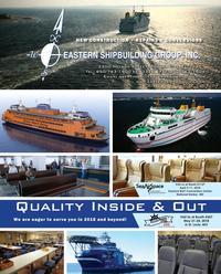 Maritime Reporter Magazine, page 7,  Jan 2018