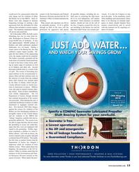 Maritime Reporter Magazine, page 13,  Feb 2018