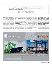 Maritime Reporter Magazine, page 25,  Feb 2018