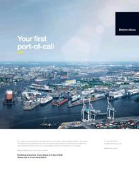 Maritime Reporter Magazine, page 1,  Feb 2018