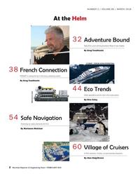 Maritime Reporter Magazine, page 2,  Feb 2018