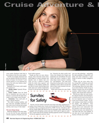 Maritime Reporter Magazine, page 40,  Feb 2018