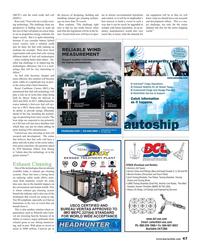 Maritime Reporter Magazine, page 47,  Feb 2018