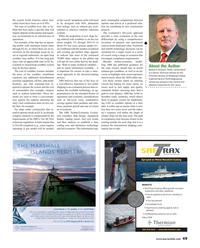 Maritime Reporter Magazine, page 49,  Feb 2018