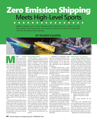 Maritime Reporter Magazine, page 50,  Feb 2018