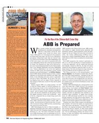 Maritime Reporter Magazine, page 56,  Feb 2018