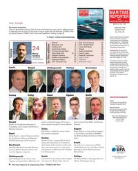 Maritime Reporter Magazine, page 4,  Feb 2018