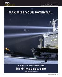 Maritime Reporter Magazine, page 75,  Feb 2018