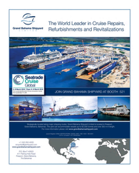 Maritime Reporter Magazine, page 4th Cover,  Feb 2018