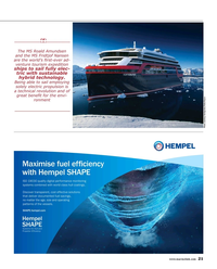 Maritime Reporter Magazine, page 21,  Mar 2018