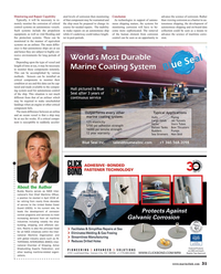 Maritime Reporter Magazine, page 31,  Mar 2018