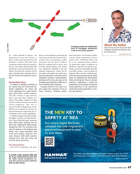 Maritime Reporter Magazine, page 47,  Mar 2018