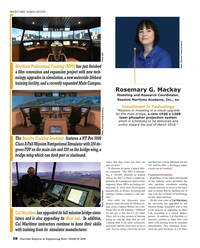 Maritime Reporter Magazine, page 58,  Mar 2018