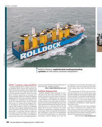 Maritime Reporter Magazine, page 66,  Mar 2018