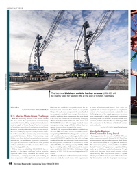 Maritime Reporter Magazine, page 68,  Mar 2018