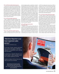 Maritime Reporter Magazine, page 71,  Mar 2018