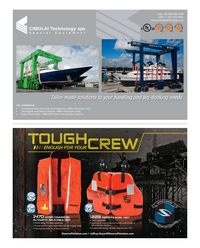 Maritime Reporter Magazine, page 9,  May 2018