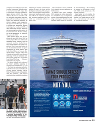 Maritime Reporter Magazine, page 11,  May 2018