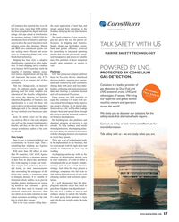 Maritime Reporter Magazine, page 17,  May 2018
