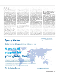 Maritime Reporter Magazine, page 19,  May 2018