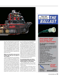 Maritime Reporter Magazine, page 21,  May 2018