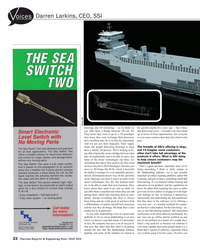 Maritime Reporter Magazine, page 22,  May 2018