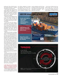 Maritime Reporter Magazine, page 27,  May 2018
