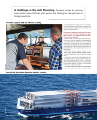 Maritime Reporter Magazine, page 28,  May 2018