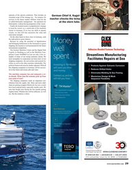 Maritime Reporter Magazine, page 29,  May 2018