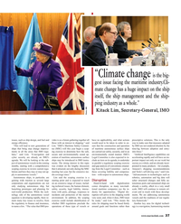 Maritime Reporter Magazine, page 37,  May 2018