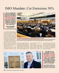 Maritime Reporter Magazine, page 40,  May 2018