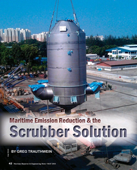 Maritime Reporter Magazine, page 42,  May 2018